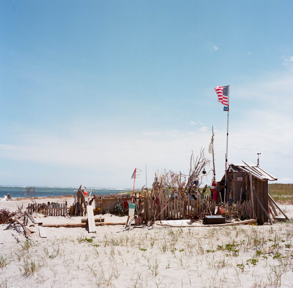A shack in nantucket