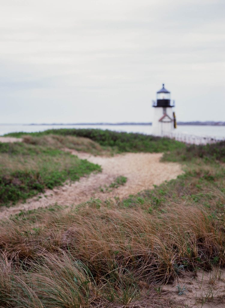 Brant Point Light in Nantucket